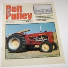 The Belt Pulley Magazine May June 1997