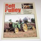 The Belt Pulley Magazine July August 1998