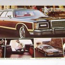 1978 FORD LTD Wagon Mailing Advertisement