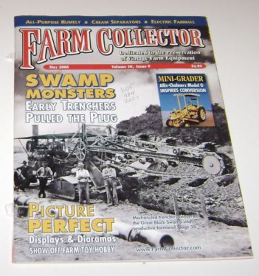 Farm Collector Magazine May 2008