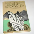 Silence Is Deadly by Lloyd Biggle, Jr.  (1977) HC Book Club ED