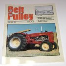 The Belt Pulley Farm Magazine May June 1997