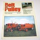 The Belt Pulley Magazine January February 2002