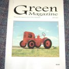 The Green Magazine for John Deere Tractor Enthusiasts July 2001