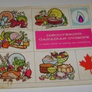 "Peoples Natural Gas ""Discovering Canadian Cusine Cookbook 1967"