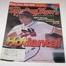 Sporting News Magazine Atlanta Braves Andres Galarraga cover 2000