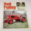 The Belt Pulley Magazine September October 1999