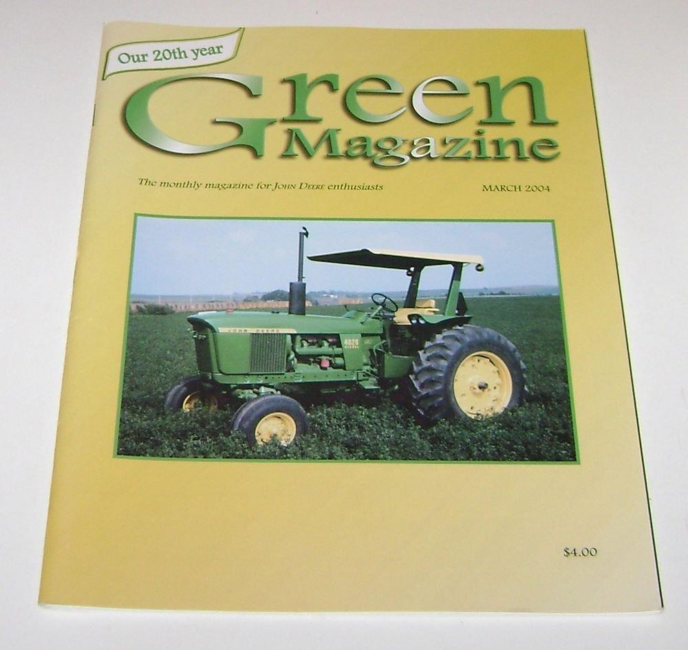 John Deere Baby Gifts Uk : The green magazine for john deere tractor enthusiasts