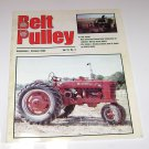 The Belt Pulley Farm Magazine Sept Oct 2000