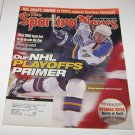 Sporting News Magazine NHL Playoff Primer Chris Pronger Cover 2000