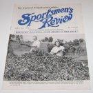 Sportsmen's Review Trapshooting Magazine july 30 1955