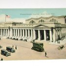 Vintage Postcard Pennsylvania Station New York NY