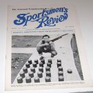 Sportsmen's Review Trapshooting Magazine april 15 1955