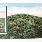 MT Sequoyah Fayetteville Ark Postcard