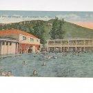 Vintage Postcard Lava Hot Springs Pocatello Idaho