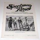 Sportsmen's Review Trapshooting Magazine october 14 1950