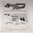 Sportsmen's Review Trapshooting Magazine december 15 1952