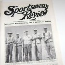 Sportsmen's Review Trapshooting Magazine september 2 1950