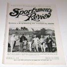 Sportsmen's Review Trapshooting Magazine march 15 1953