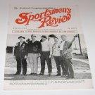 Sportsmen's Review Trapshooting Magazine june 25 1955