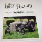 The Belt Pulley Magazine July August 1995