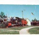 Vintage Postcard Baldwin Locomotive Pioneer Village Minden Nebraska