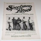 Sportsmen's Review Trapshooting Magazine october 15 1952