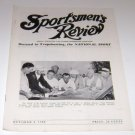 Sportsmen's Review Trapshooting Magazine october 2 1950