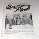 Sportsmen's Review Trapshooting Magazine november 1 1950