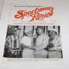 Sportsmen's Review Trapshooting Magazine august 13 1955