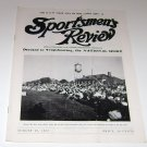 Sportsmen's Review Trapshooting Magazine august 30 1952