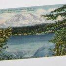 Vintage Postcard Trout Lake Oregon