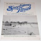 Sportsmen's Review Trapshooting Magazine may 28 1955