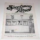 Sportsmen's Review Trapshooting Magazine july 26 1952