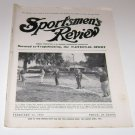 Sportsmen's Review Trapshooting Magazine february 15 1953
