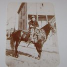 Postcard Will Rogers Old West Series Cards