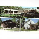 Postcard Charles M. Russell Museum Great Falls Montana