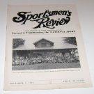 Sportsmen's Review Trapshooting Magazine december 1 1952