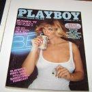 Playboy Magazine November 1977