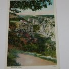 Vintage Postcard Cave of the Winds Williams Canon Manitou Colorado