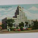 Vintage Postcard Staley Administration Building Decatur Illinois