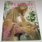 Playboy Magazine April 1972
