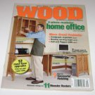 Better Homes and Gardens WOOD magazine Issue 164 sept 2005