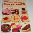 Wilton Cookie Maker  Fancy Cookies Cookbook