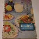 Vintage Favorite Recipes from America's Dairyland Wisconsin Dept Agriculture