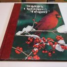 WILDLIFE'S CHRISTMAS TREASURY  National Wildlife Federation  HB  1976