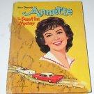 Walt Disney's Annette-The Desert Inn Mystery, Whitman, 1961, HC