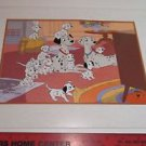 "Disney Store Lithograph ONE HUNDRED AND ONE DALMATIONS 11"" X 14"" Litho"