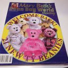Mary Beths Bean Bag World Monthly June 2000