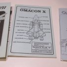 OMAHACON Event Booklets from the 1980's Fanzine